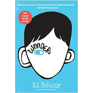 Books for Advanced Readers, 2nd& 3rd graders, Wonder