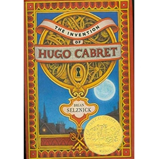 Books for Advanced Readers, 2nd graders, The Invention of Hugo Cabret.jpg