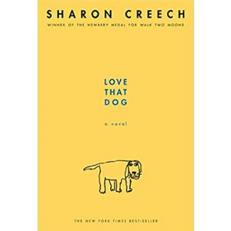 Books for Advanced Readers, 2nd & 3rd graders, Love that Dog