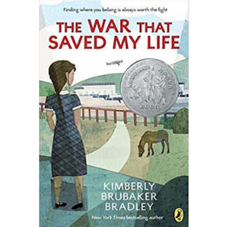 Books for Advanced Readers, 2nd and 3rd graders, The War that Saved my Life