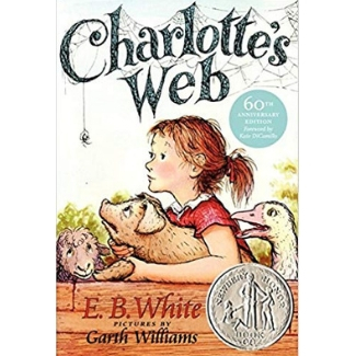 Books for Advanced Readers, 2nd graders, Charlotte's Web