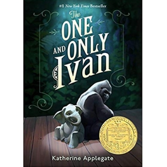 Books for Advanced Readers, 2nd and 3rd graders, The One and Only Ivan