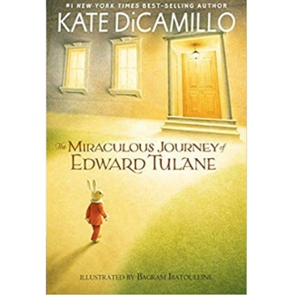 Books for Advanced Readers, 2nd graders, The Miraculous Journey of Edward Tulane