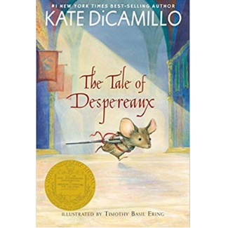 Books for Advanced Readers, second and third grade, The Tale of Despereaux