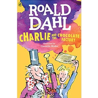 Books for Advanced Readers, second grade, Charlie and the Chocolate Factory