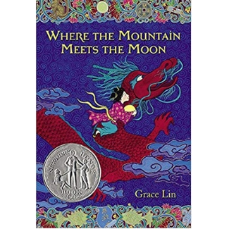 Books for Advanced Readers, second and third grade, Where the Mountain Meets the Moon
