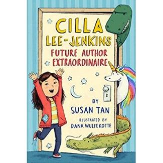 Books for Advanced Readers, second grade, Cilla Lee Jenkins