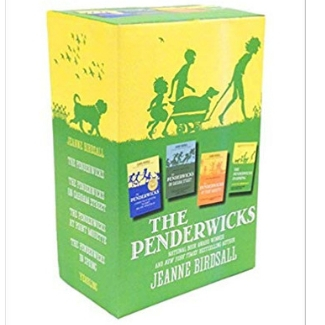 Books for Advanced Readers, second and third grade, The Penderwicks