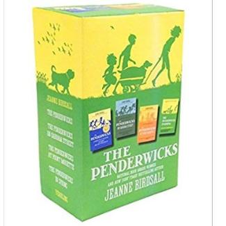 Books for Advanced Readers, second grade, The Penderwicks