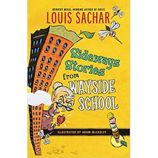 Books for Advanced Readers, second grade, Sideways Stories from Wayside School