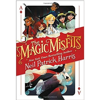 Books for Advanced Readers, 2nd and 3rd grade, The Magic Misfits