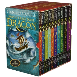 Books for Advanced Readers, 2nd grade, How to Train Your Dragon