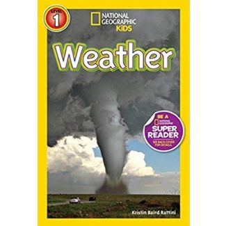 Beginning Books, National Geographic Weather