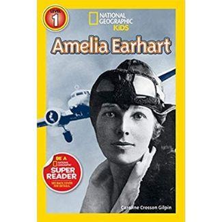 Beginning Books, Amelia Earhart