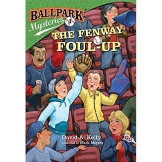 Best Books for 7 Year Olds, Ballpark Mysteries