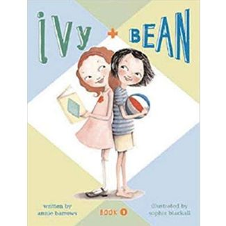 Best Books for 7 Year Olds, Ivy and Bean