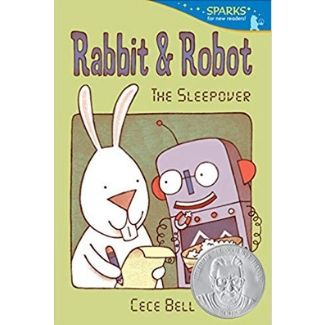 Best Books for 7 Year Olds, Rabbit and Robot