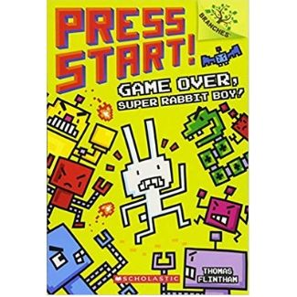 Best Books for 7 Year Olds Press Start
