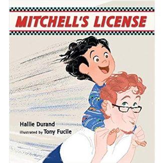 Children's Books About Dad's, Mitchell's License