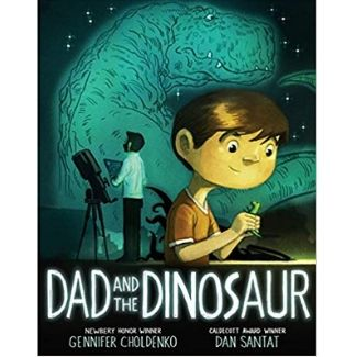 Children's Books About Dads, Dad and the Dinosaur