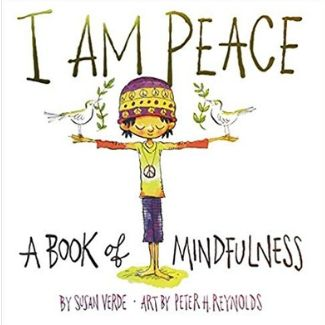 Mindfulness Books for Kids, I am Peace