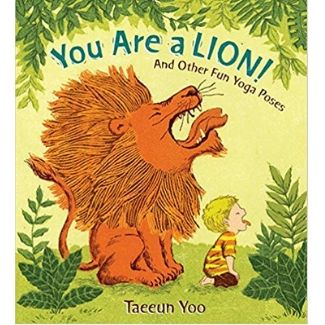 Mindfulness Books for Kids, You are a Lion