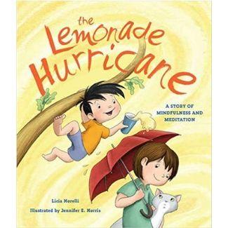 Mindfulness Books for Kids, The Lemonade Hurricane