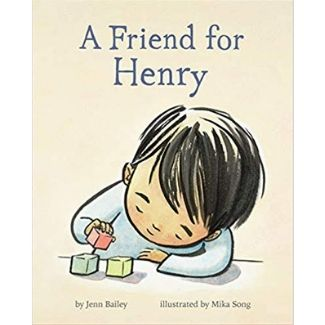 Books for Autistic children, A Friend For Henry