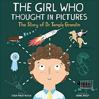 Books for Autistic Children, The Girl Who Thought in Pictures.