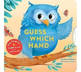 Interactive books for babies, Guess Which Hand