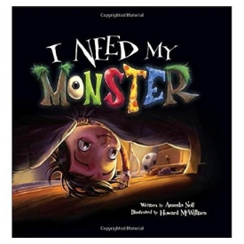 Books for Kids With Anxiety, I Need my Monster