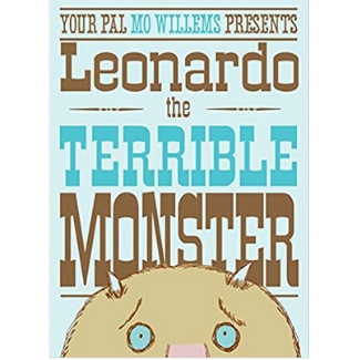 Books for Kids With Anxiety, Leonardo the Terrible Monster.jpg