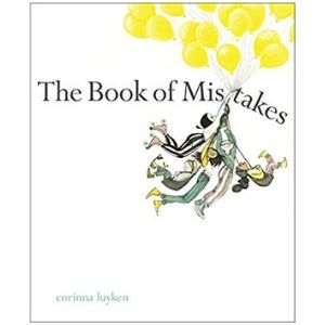 Books for Kids With Anxiety, The Book of Mistakes
