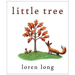 Books for Kids with Anxiety, Little Tree
