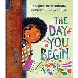 Books for Kids with Anxiety, The Day You Begin
