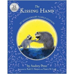 Books for Kids with Anxiety, The Kissing Hand