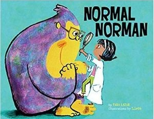 Books for Kids with Anxiety, Normal Norman