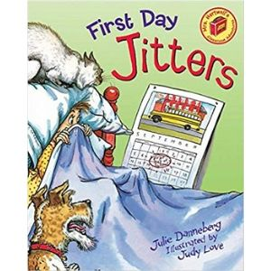 Books for Kids with Anxiety, First Day Jitters