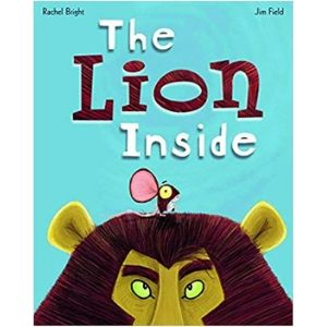 Books for Kids with Anxiety, The Lion Inside