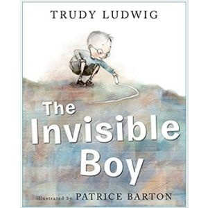 Books for Kids with Anxiety, The Invisible Boy