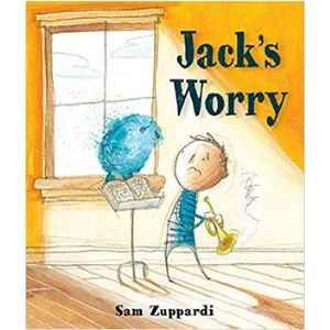 Books for Kids with Anxiety, Jack's Worry