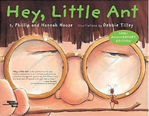 Books for Kids with Anxiety, Hey Little Ant