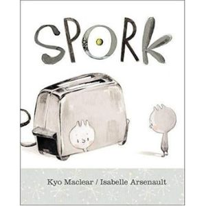 Books for Kids with Anxiety, Spork