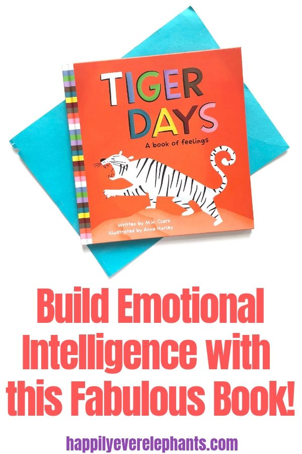 Tiger Days, A Book of Feelings by M.H. Clark
