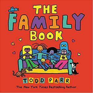 Children's Books About Divorce, The Family Book
