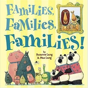 Children's Books About Divorce, Families, Families, Families