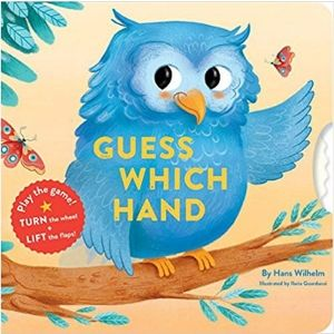 Unique Baby Books, Guess Which Hand