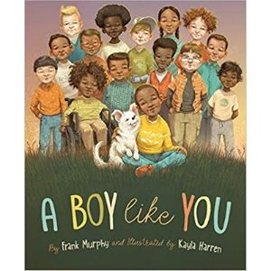Best Books for Boys, A Boy Like You