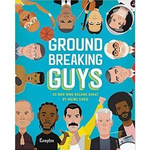 Best Books for Boys, Ground Breaking Guys