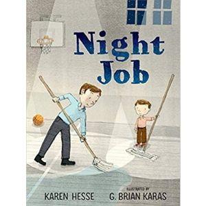 Best Books for Boys, Night Job